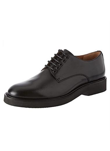 Frau  Erkek Oxford/Ayakkabı 73L1  Derby Leather  Siyah